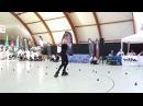 EFSC 2017 Dubinchik Ksenia 2 place