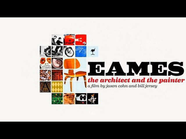 EAMES The Architect The Painter