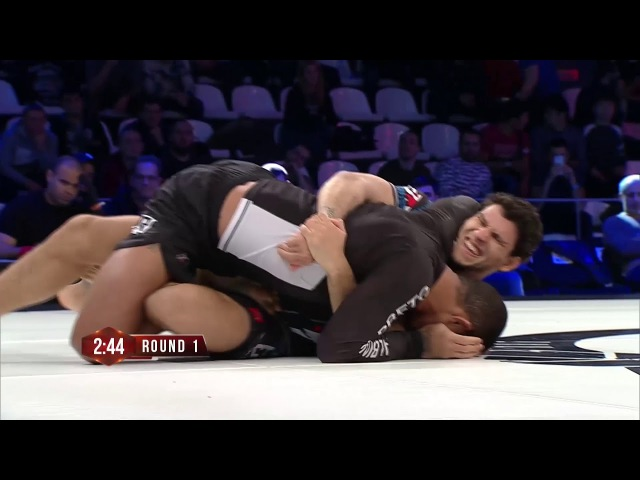 Felipe Pena vs Gutemberg Pereira Quarterfinal of ACB JJ 9