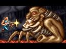 Contra III The Alien Wars SNES All Bosses No Damage