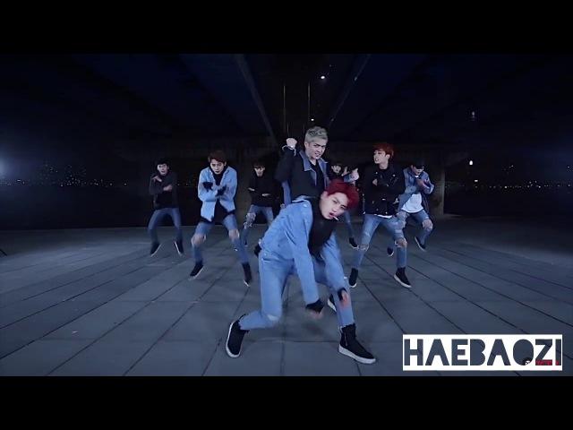 [MASHUP] EXO - MACHINE / UP10TION - White Night (하얗게 불태웠어)