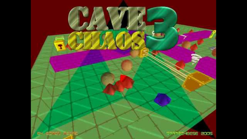 Cave Chaos 3 v1.0 Часть 2 - Уровень 11-20 (Easy) (Посленый)