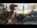 ARK: Survival Evolved Announcement Trailer