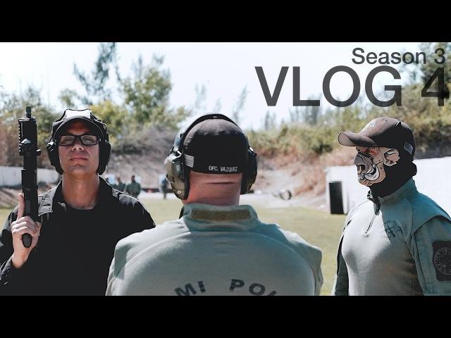 Miami Police VLOG 4 (Season 3): SWAT SCHOOL 2018 WEEK 2 (влог о реальных рабочих буднях офицера полиции США, Майами)