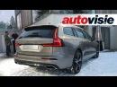Onthulling Volvo V60 2018 Autovisie Vlog