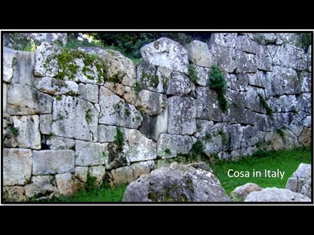 Megalithic Italy First part