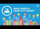 Smart cities? The future? Animated Infographics