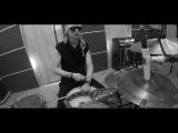 Flanger Drummer - hoopla (Live Drums)