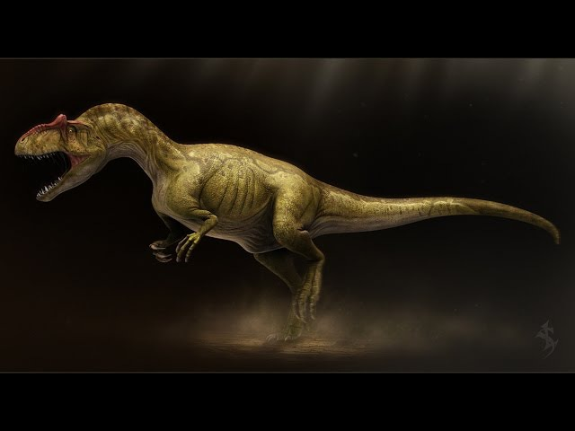 || The Isle || Аллозавр в деле и мысли об игре про динозавров Saurian