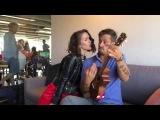 Natalia Oreiro &amp Radagast - Tu veneno (backstage #ReLoca)