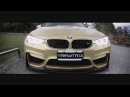 BMW M4 Revs Brutal