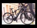 Гибридный велосипед от автомобильного бренда – BMW Active Hybrid e-bike