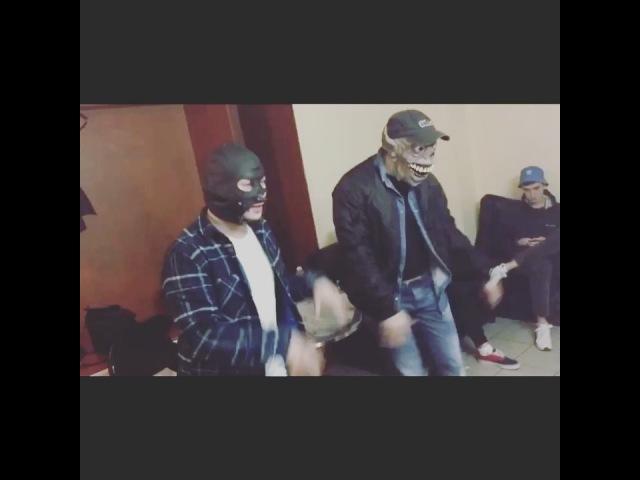 """Mad Dick aka Грязный Рамирес on Instagram: """"Описторхоз crew снова в деле."""""""