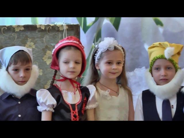 Детская видеосъёмка в Обнинске Видеограф на выпускной в детский сад Ярославна г Обнинск смотреть онлайн без регистрации
