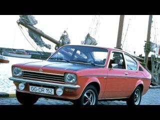 Opel Kadett Coupe C '1973–77