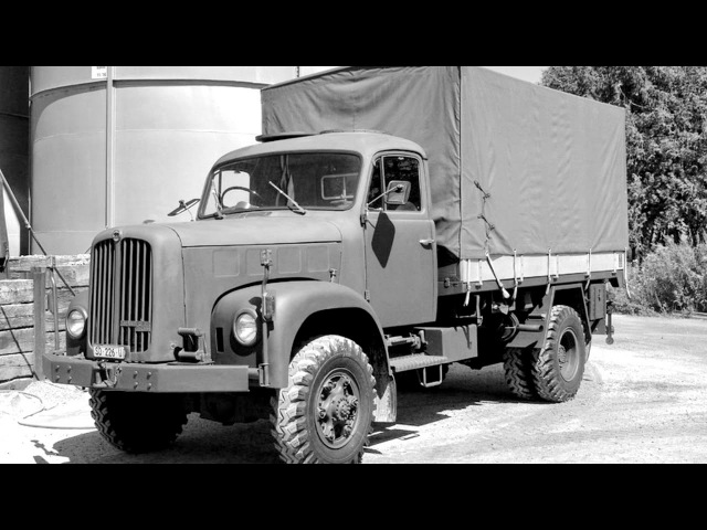 Saurer 2DM 1959 72