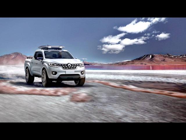 Renault Alaskan Concept '09 2015