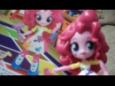 Мисс София делает распаковку кукол EQUESTRIA GIRLS PINKIE PIE, PHOTO FINISH!