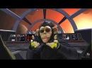 Звёздные войны и Лайк в космосе 1 часть