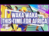Just Dance 2018 Waka Waka (This Time For Africa) (Alternate)  Official Track Gameplay US
