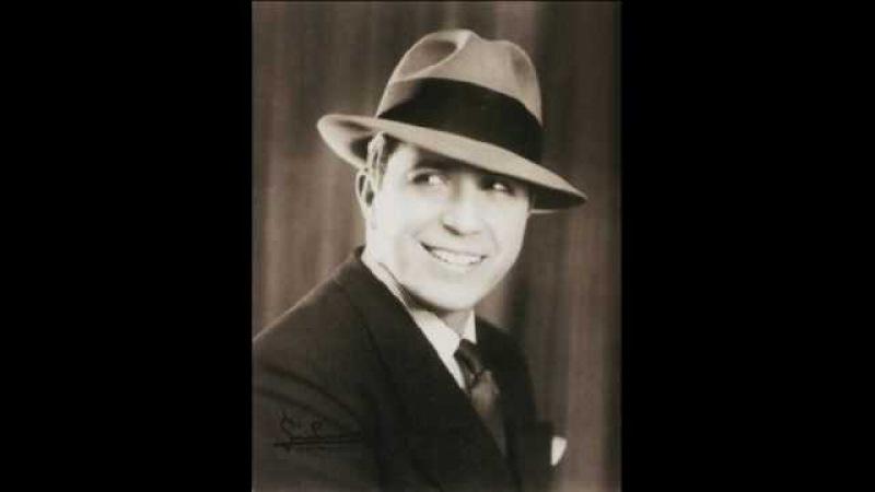 Carlos Gardel El dia que me quieras Tango