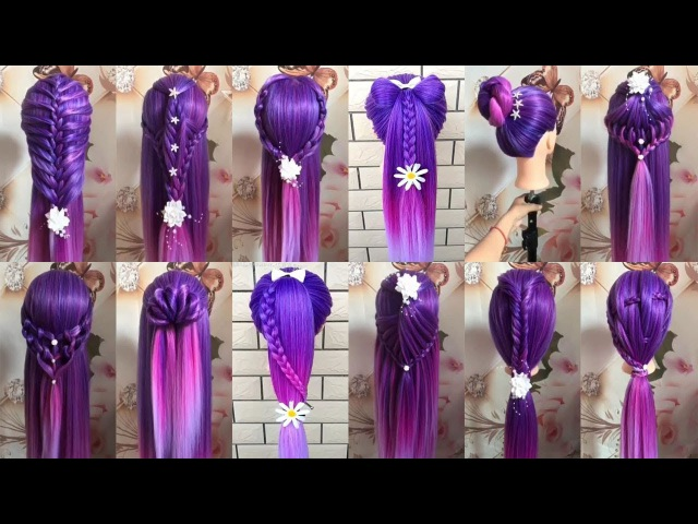 29 Amazing Hair Transformations Easy Beautiful Hairstyles Tutorials 🌺 Best Hairstyles for Girls