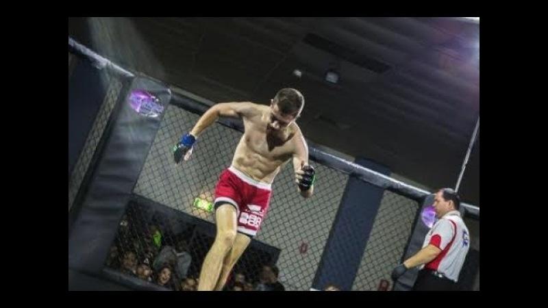 Pro Wrestling moves In MMA Volume 2