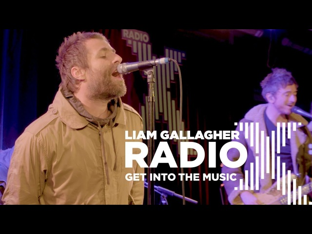 Liam Gallagher LIVE from the roof | Full show (Radio X session)