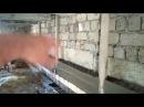 Опилкобетон вместо штукатурки выравнивание стен в подвале