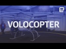 Volocopter hands on at CES 2018