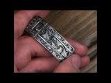 Rolex Submariner fully hand engraved by Bram Ramon