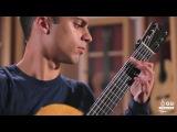 Barrios Valse Op.8, No.4 - Flynn Hase Spence plays 1900's Manuel Ramirez