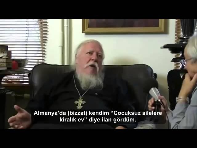 Rus başrahip Dmitri Smirnovun Müslümanlar hakkındaki görüşleri 4