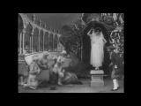 La statue anime 1903 The Drawing Lesson - Silent Short Film - Georges Mlis