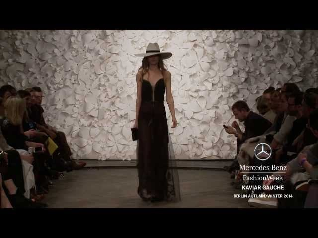 KAVIAR GAUCHE - Mercedes-Benz Fashion Week Berlin AW 2014 Collections