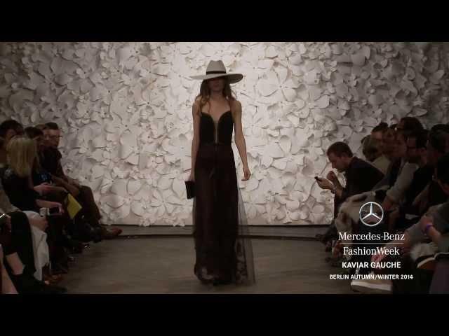 KAVIAR GAUCHE - Mercedes-Benz Fashion Week Berlin AW 2014 Collections