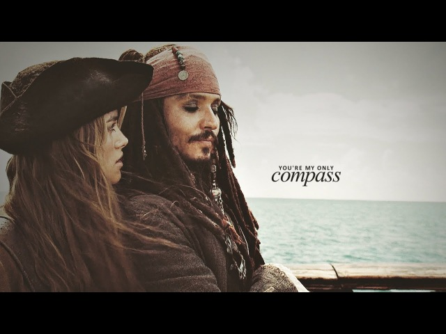 You're my only compass.