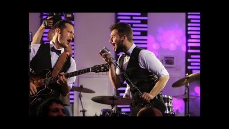 THE SHOW   מופע להקה יוקרתי בסטייל נשף אמריקאי   Jewish Wedding Band