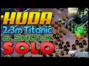 Boom Beach TITANIC - UNBELIEVABLE 2.3m 6 SHOCK Bullit SOLO! - An MFA Short