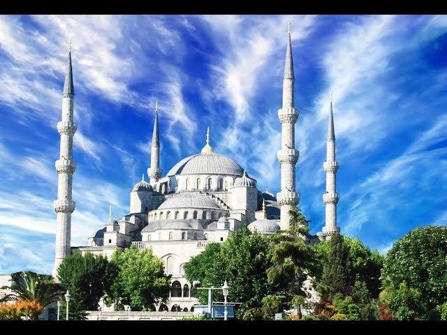 Стамбул - первый Рим.