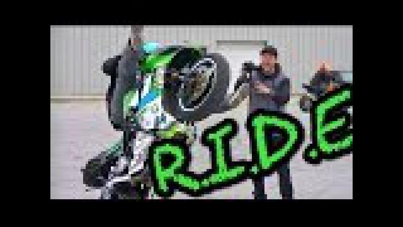R.I.D.E feat KYLE SLIGER , DUSTY DIESEL, RJ SHRIMPTON