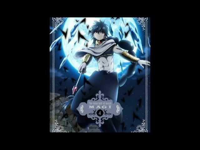 Judal Character Song - Black Sun 黒い太陽 (Kimura Ryohei)