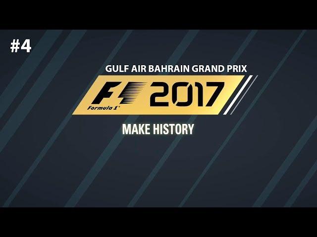 F1 2017 XBOX ONE S GULF AIR BAHRAIN GRAND PRIX