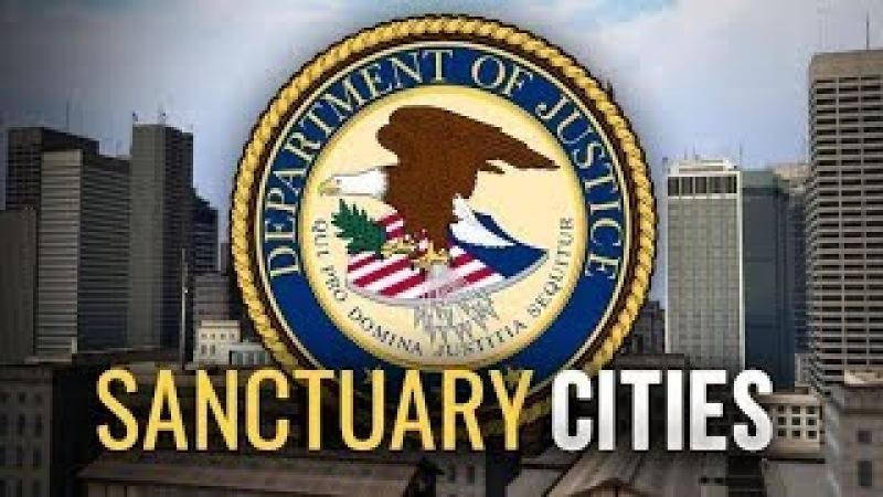 DOJ Sues California Over Sanctuary City Policies (Full Compilation)