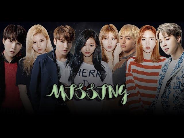 Fanfic-teaser| BTS | TWICE | EXO| Пропавшие без вести | Ms. Keti
