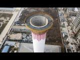 Watch World's biggest air purifier on trial run in Xi'an
