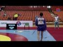 World Youth Junior SAMBO Championships 2017. Day 3. Preliminaries Mat 3 part 2
