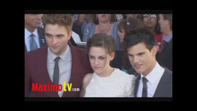 ECLIPSE Premiere Kristen Stewart, Rob Pattinson, Taylor Lautner, Ashley Greene