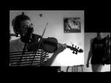 NellyColdplay - DilemmaViva La Vida (VIOLIN COVER) - Peter Lee Johnson
