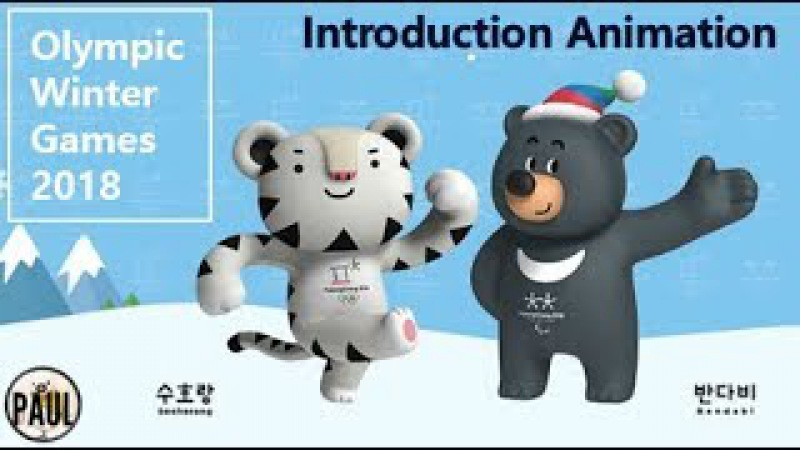 (KOR / ENG) Olympic Parralympic Winter Games 2018 in Pyeongchang - 평창동계올림픽 소개 동영상